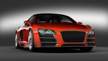 Audi R8 HDTV
