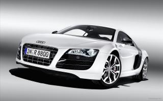Audi R8 v10 4