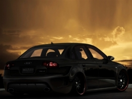 Audi RS4 Wallpaper Audi Cars