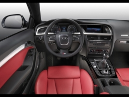 Audi S5 dashboard Wallpaper Audi Cars