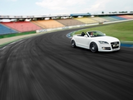 Audi TT 2007 Cabrio Wallpaper Audi Cars