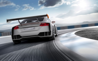 Audi TT Clubsport Turbo Concept 2015