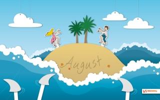 August Summer