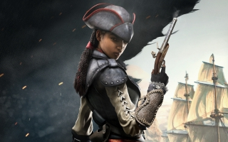 Aveline Assassin's Creed 4 Black Flag