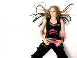Avril Lavigne Crazy Babe (5)