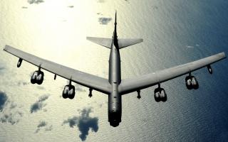 B 52 Stratofortress Bomber