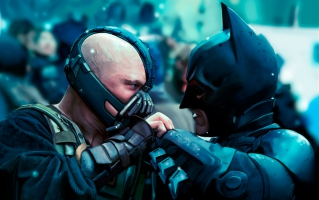 Bane Batman Dark Knight Rises