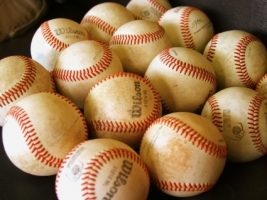 Baseballs Wallpaper Baseball Sports