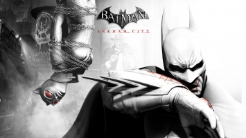 Batman Arkham City Video Game