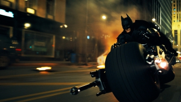 Batman in Dark Knight Rises