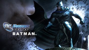 Batman in DC Universe Online