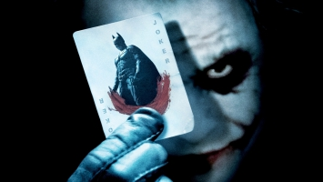 Batman Joker Card