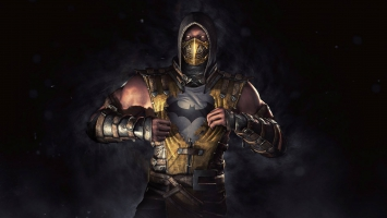 Batman Mortal Kombat X