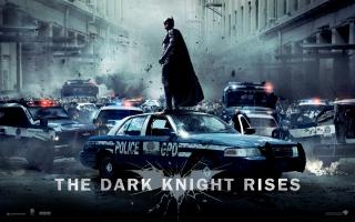 Batman Superhero Dark Knight Rises