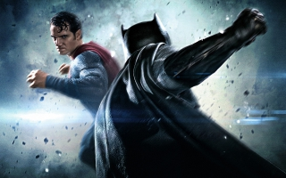 Batman V Superman Dawn of Justice New