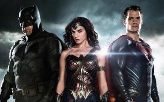 Batman Wonder Woman Superman