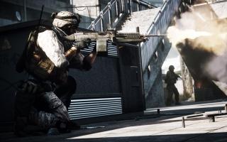 Battlefield 3 Mission 2