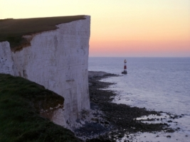 Beachy Head Lighthouse Wallpaper England World