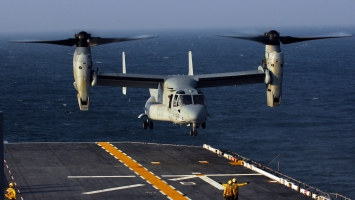 Bell Boeing V 22 Osprey US Mlitary Aircraft