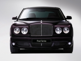 Bentley Arnage Final Series Wallpaper Bentley Cars