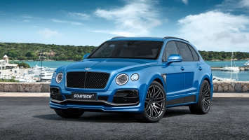 Bentley Bentayga 4K