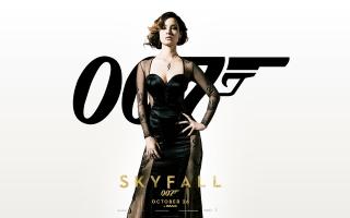 Berenice Marlohe Skyfall Movie
