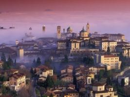 Bergamo Wallpaper Italy World