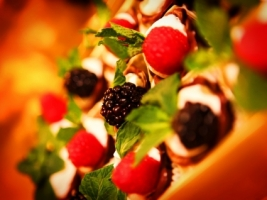 Berry Chocolate Wallpaper Miscellaneous Other