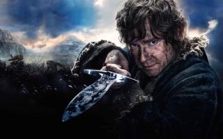 Bilbo Baggins in Hobbit 3
