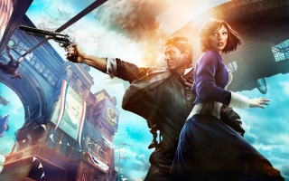 BioShock Infinite 2013 Game
