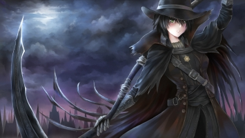 Bloodborne Anime
