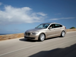 BMW 5 Series Gran Turismo Wallpaper BMW Cars