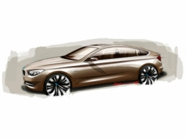 BMW Concept 5 Series Gran Turismo Wallpaper BMW Cars