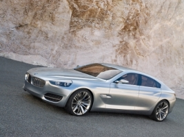 BMW Concept CS Wallpaper BMW Cars