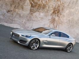 BMW Concept CS Wallpaper BMW Cars