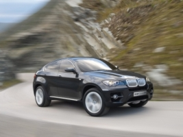 BMW Concept X6 Wallpaper Concept Cars