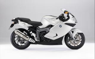 BMW K 1300 S White