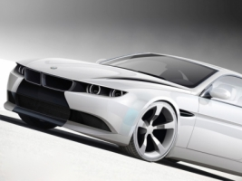 BMW RZ M6 Wallpaper Concept Cars