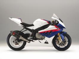 BMW S 1000 RR Race Bike