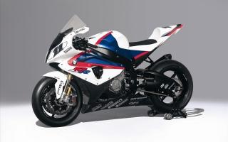 BMW S 1000 RR Racebike