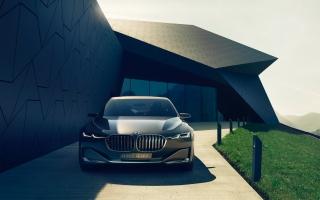 BMW Vision Future Luxury Car