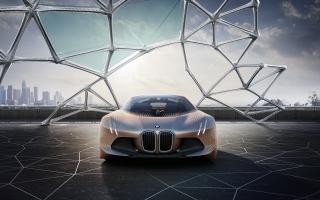 BMW Vision Next 100 Concept 4K