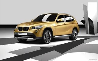 BMW X1 Concept 3