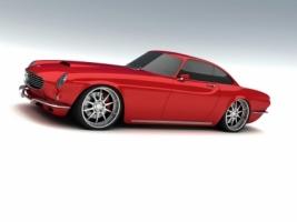 Bo Zolland VOX 1800 Wallpaper Concept Cars