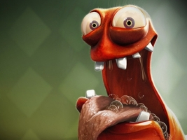 Bobby Booble Wallpaper 3D Characters 3D