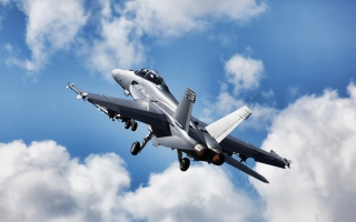 Boeing FA 18 Super Hornet