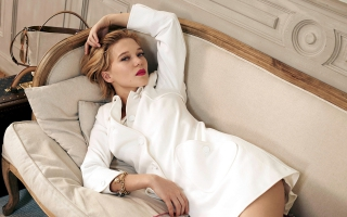 Bond Girl Lea Seydoux