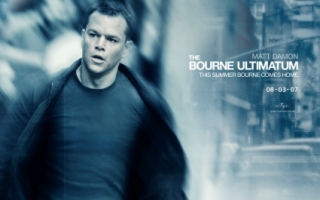Bourne Ultimatum Wallpaper Bourne Ultimatum Movies