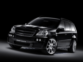 Brabus Mercedes GL Class Wallpaper Mercedes Cars
