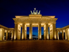 Brandenburg Gate Wallpaper Germany World